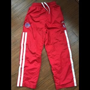 Adidas track pants sz 14/16